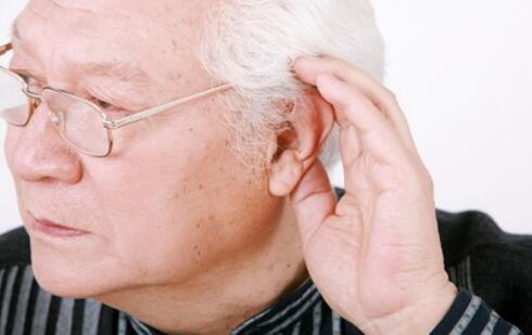 【案例】老年性耳聋伴随耳鸣验配助听器