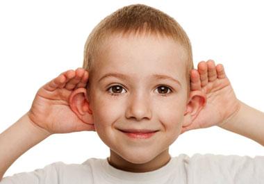 保护孩子听力应该注意的问题